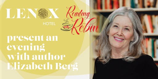An Evening with Author Elizabeth Berg