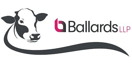 Ballards LLP Annual Agricultural Seminar tickets