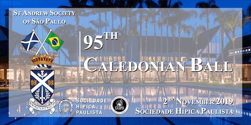95th São Paulo Caledonian Ball