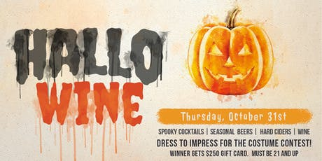 HalloWINE Party at SIP Whiskey & Wine Bar tickets
