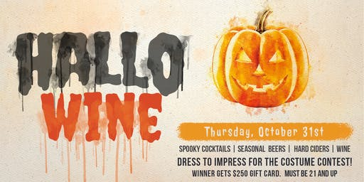 HalloWINE Party at SIP Whiskey & Wine Bar