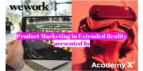 Product Marketing in Extended Reality tickets
