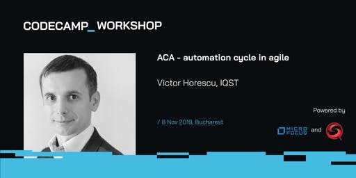 Workshop: ACA - automation cycle in agile