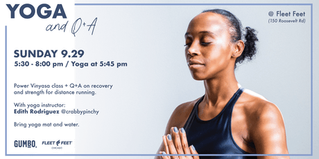 Yoga | presented by Fleet Feet + GumboFit tickets