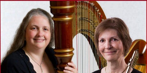 Duo Adelphi: Harp & Flute Recital