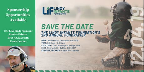 Lindy Infante Foundation 2019 Annual Fundraiser tickets