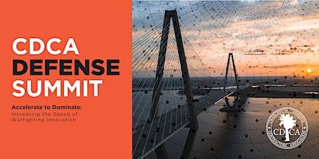 2019 CDCA Defense Summit tickets