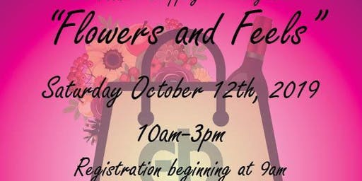 "5th Annual Shopping Extravaganza ""Flowers and Feels"""