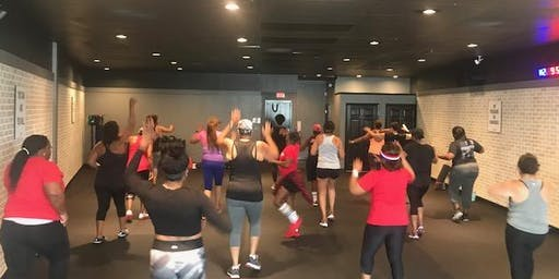 FREE Zumba Workout **ALL ARE WELCOME**