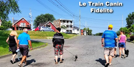 Les Trains Canins - éditions 2019 tickets