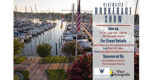 2019 Bluewater Brokerage Show