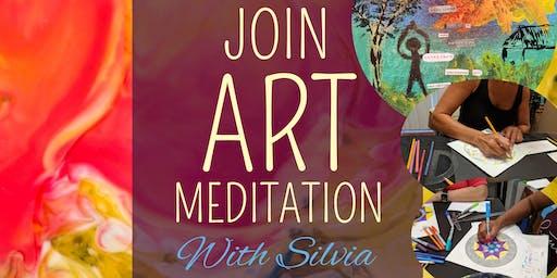Art Meditation with Silvia