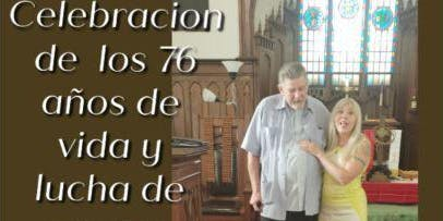 76 year Celebration with Rev. Slim Coleman