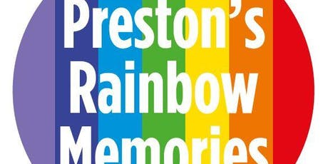 Preston's Rainbow Memories - tell us how to record your memories tickets