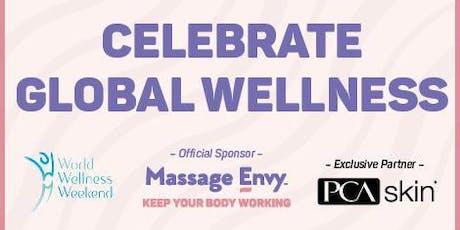 World Wellness Weekend tickets