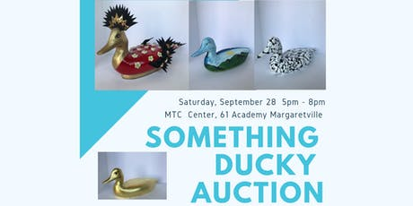 Something Ducky Dinner and Auction tickets
