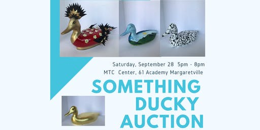 Something Ducky Dinner and Auction