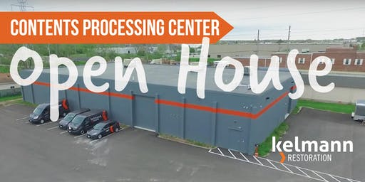 Contents Processing Center Open House