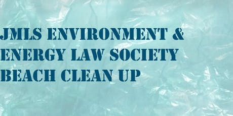 EELS Beach Clean Up tickets