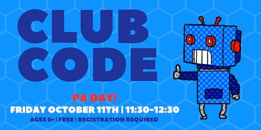 Club Code