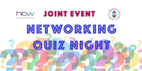MBW & HBW Joint Quiz and  Networking tickets