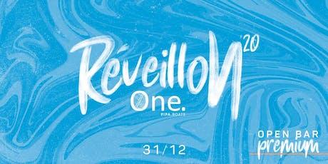 RÉVEILLON 20 | ONE PIPA ingressos