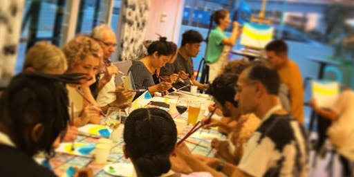 Pop-Up Painting Session