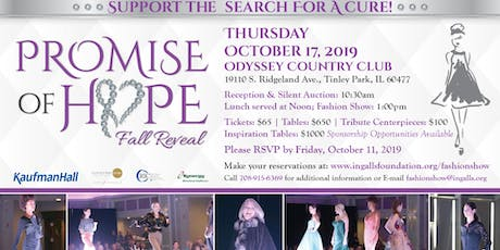 Promise of Hope Fall Reveal Fashion Show tickets