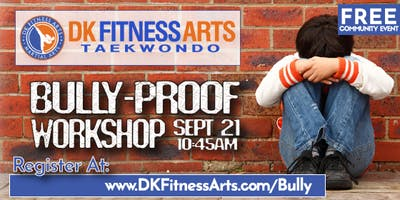 Bully-Proof Workshop
