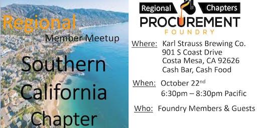 Southern California Member Meetup - October 2019