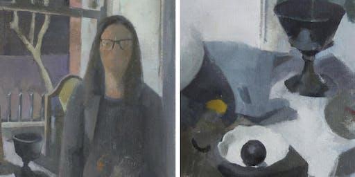 Artist's Talk - Clare Haward
