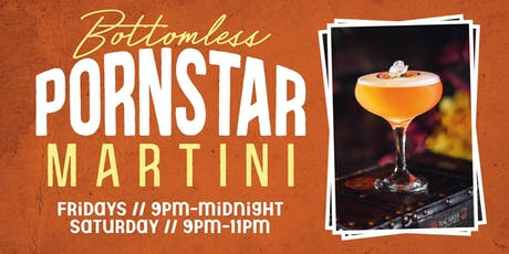 Bottomless Pornstar Martinis in Paradise! tickets