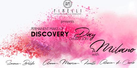 Discovery Day Milano biglietti