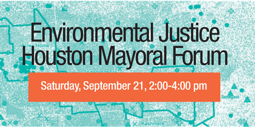 Houston Mayoral Candidate Forum