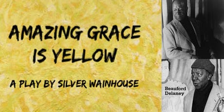 "Reading: ""Amazing Grace is Yellow"" tickets"