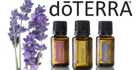 Make and Take Essential Oils Class tickets