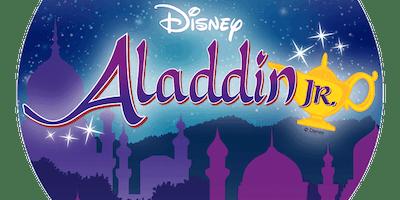 Disney's Aladdin Jr. Fieldtrip for SGV Homeschoolers