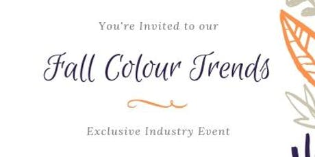 Fall Colour Trends w/ Domilya Group, Caesarstone, Zomodo, Sherwin Williams tickets