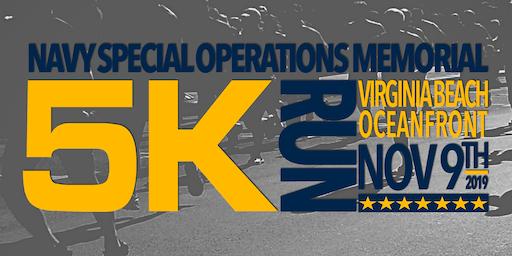 Navy Special Operations Memorial 5k