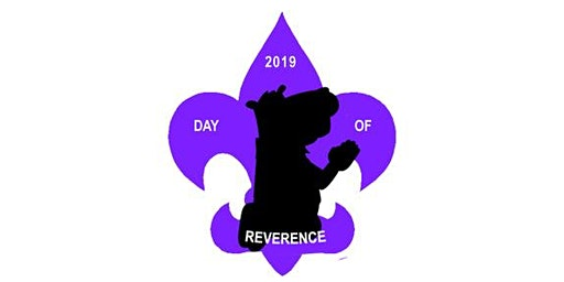 2019 Day of Reverence - Scoutmaster Bucky - Boy Scouts of America