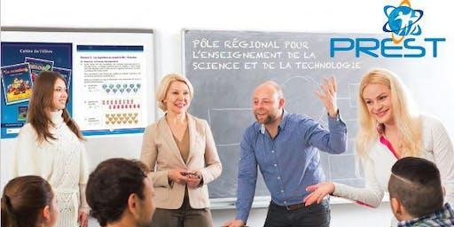 Formation PREST-Math (ouverture d'un 2e groupe) - Québec