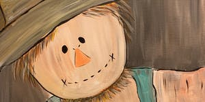 MARTIN'S WINE & PAINT PARTY - SCARECROW