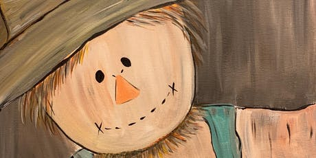 MARTIN'S WINE & PAINT PARTY - SCARECROW tickets