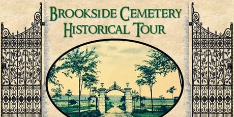 Brookside Cemetery Historical Tour tickets