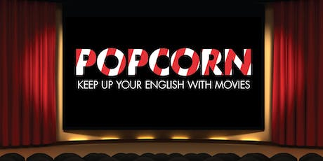 POPCORN - Keep up your English with movie entradas