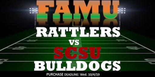 FAMU vs SCSU Game & Tailgate