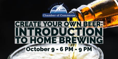 Create your Own Beer: Introduction to Home Brewing tickets