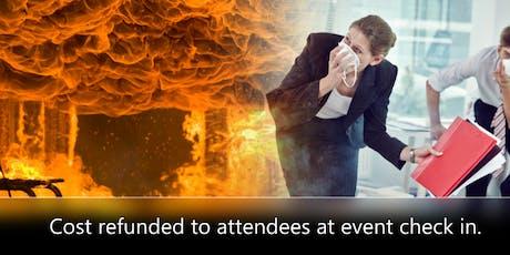 Fire Smoke Dampers CPD Seminar - Cork tickets
