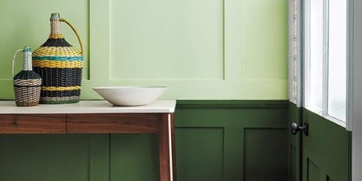 Celebrating a Day of Interiors with Talks by Little Greene Paint Company