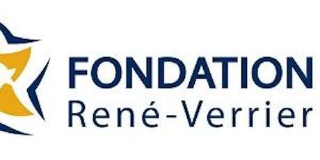 Tirage au profit de la Maison René-Verrier billets